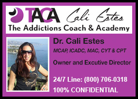 "Dr. Cali Estes, PhD, ICADC, MCAP, MAC CYT, CPT is a highly sought after Celebrity Coach, Counselor, Life Coach, Recovery Coach and Wellness Guru that blends talk therapy with forward and positive change to assist her clients in unlocking their true potential. She offers a unique service of combining holistic modalities with talk therapy that gets to the Root Cause of the issues you are experiencing and helps you simply ""Unpause Your Life""."